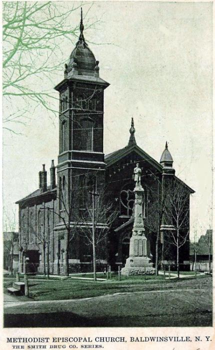 Methodist Episcopal Church between 1901-1907